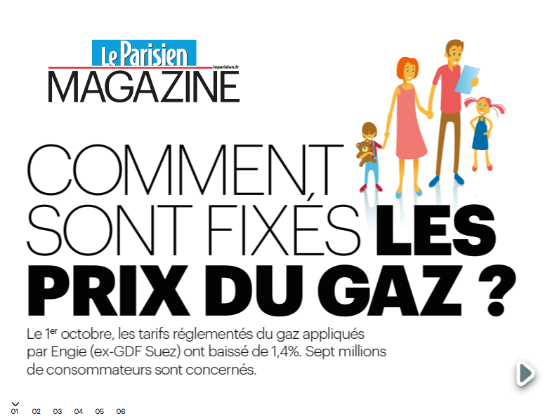 Gdf archives ask media le blog for Prix du kwh gaz gdf